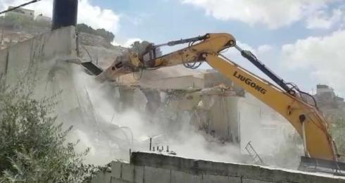 In seguito all'azione legale di Adalah a Gerusalemme Est, Israele blocca le demolizioni a livello nazionale